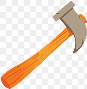 Vector Hammer - Hammer Hand Tool PNG