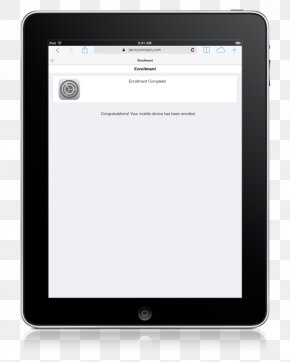Ipad - Mobile App Application Software Handheld Devices Application Security IPad PNG