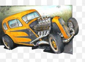 Car - Car Drawing DeviantArt Datsun Plymouth PNG