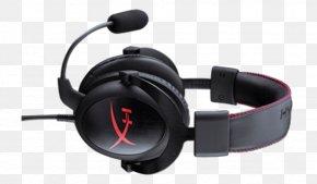 Headphones - Headphones Headset Kingston HyperX Cloud Core PNG