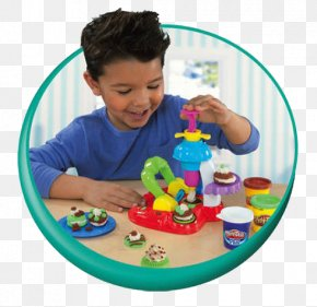 Ice Cream - Play-Doh Ice Cream Biscuits Dough Toy PNG