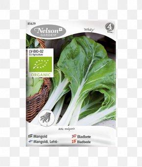 Mangold - Chard Sweet Pea Organic Food Seed Spring Greens PNG