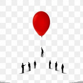 Business People Led Balloon - Grazie Del Feedback. Larte Di Dare E Ricevere Feedback Per Migliorare La Performance Individuale E Di Gruppo Stock Photography Businessperson Download PNG