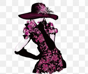 Women's Fashion - Fashion Show Fashion Design Illustration PNG