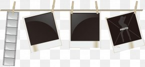 Photo Folder Vector Old Photos - Photographic Film Negative Reel PNG