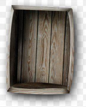 Brown Wood Frame Creative - Wood Picture Frame PNG