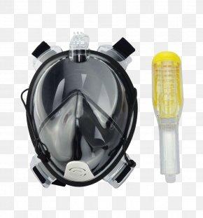 Mask - Diving & Snorkeling Masks Underwater Diving Full Face Diving Mask PNG