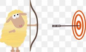 Sheep - New Year Card Sheep Goat Clip Art PNG