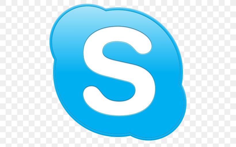 Skype Logo Clip Art, PNG, 512x512px, Skype, Aqua, Area, Azure, Blue Download Free