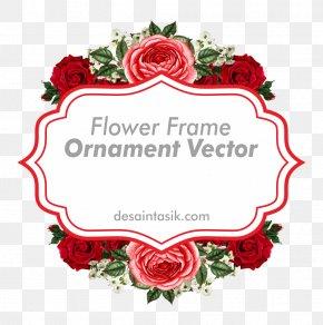 Floral Ornament Frame - Vector Graphics Wedding Invitation Image Euclidean Vector PNG