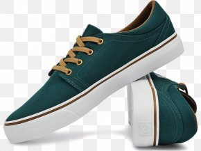 Teal Blue Shoes For Women - Skate Shoe Sports Shoes Product Design PNG