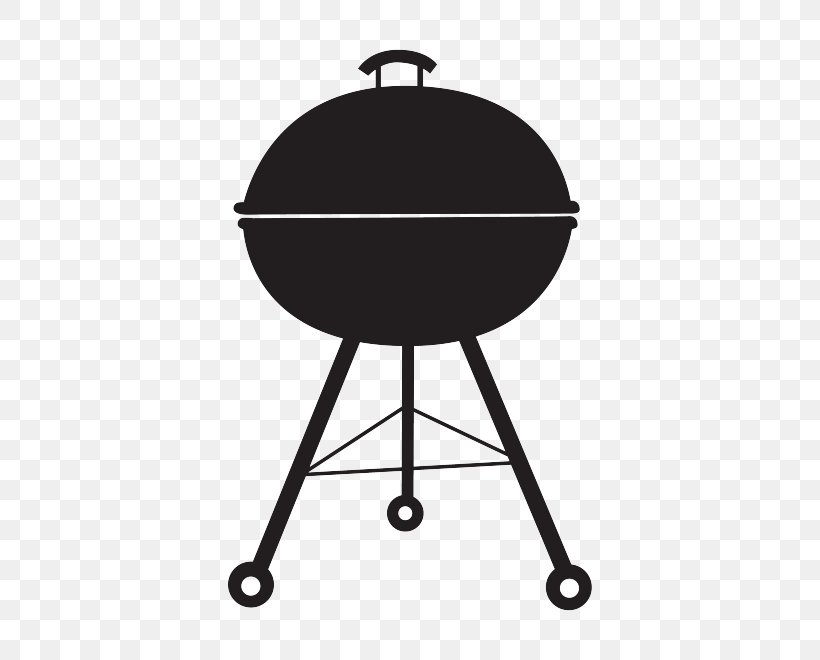 Barbecue Grilling BBQ Smoker Smoking Clip Art, PNG, 660x660px, Barbecue, Area, Bbq Smoker, Black, Black And White Download Free