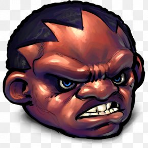 Street Fighter Balrog - Snout Head Face Mask Jaw PNG