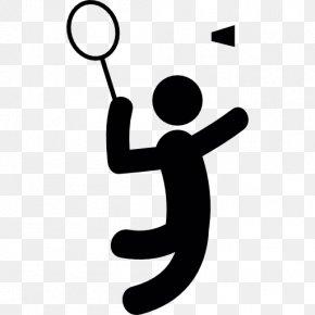Badminton Player - Badminton Sport Racket PNG