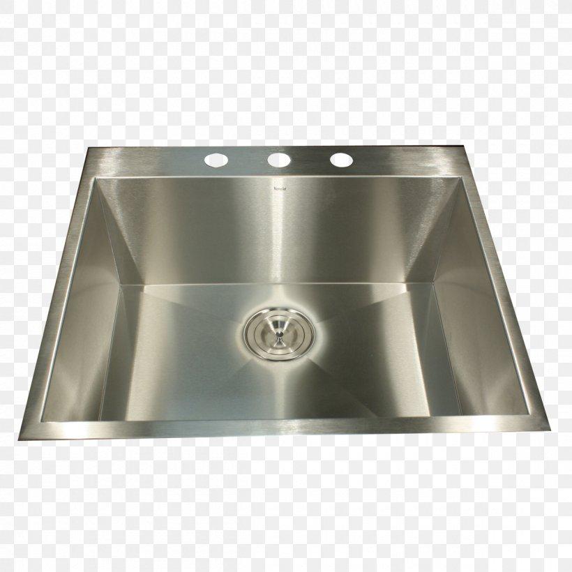 Kitchen Sink Stainless Steel Franke Tap, PNG, 1200x1200px, Sink, Bathroom, Bathroom Sink, Bowl, Brushed Metal Download Free