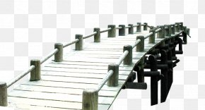 Bar Bridge - Timber Bridge Wood PNG