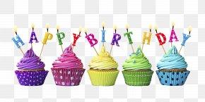 Birthday Cake - Birthday Cake Cupcake Party Happy Birthday To You PNG