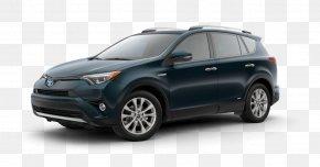 Toyota - 2018 Toyota RAV4 Hybrid Limited Sport Utility Vehicle Toyota Blizzard 2017 Toyota RAV4 Hybrid XLE PNG