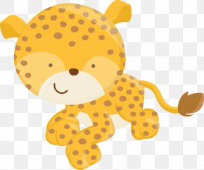 Leopard - Leopard Party Safari Birthday Lion PNG