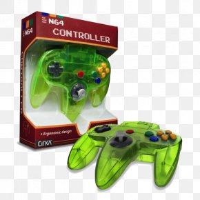 Nintendo - Nintendo 64 Controller Super Nintendo Entertainment System Wii GameCube PNG