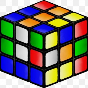 Educational Toy Toy - Rubik's Cube Toy Clip Art Educational Toy Square PNG