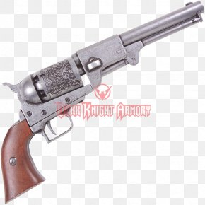 Handgun - Trigger Colt Dragoon Revolver Colt's Manufacturing Company Handgun PNG