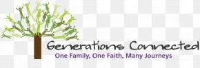 Flower - Logo Brand Grasses Plant Stem Font PNG