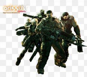 Gears Of War - Gears Of War 3 Gears Of War 4 Gears Of War 2 Gears 5 PNG