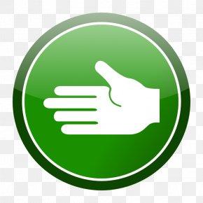 Handshake Pics - Hand Circle Icon PNG