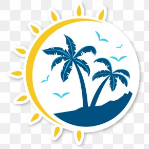 Palm Tree Plant - Summer Palm Tree PNG