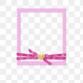 Pink Frame - Pink Picture Frame Gratis PNG