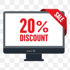 Computer - Computer Monitors Discounts And Allowances Discounting PNG