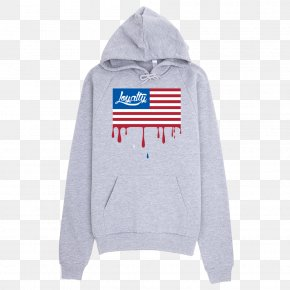 Flag Pull Element - Hoodie T-shirt Clothing Sweater Polar Fleece PNG