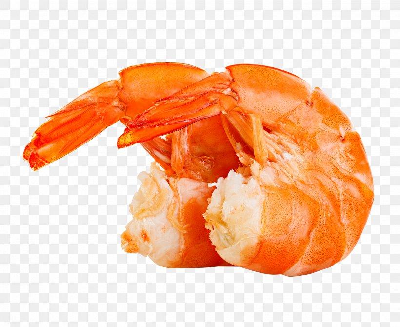 Seafood Shrimp Giant Tiger Prawn Krupuk, PNG, 2500x2043px, Caridea, Animal Source Foods, Caridean Shrimp, Decapoda, Food Download Free