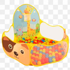 Ocean Ball Pool - Ball Pit Child Infant Play Toy PNG