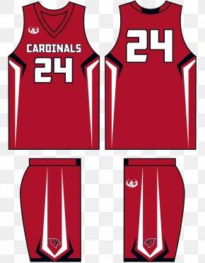 Uniform - Basketball Uniform Jersey Template PNG