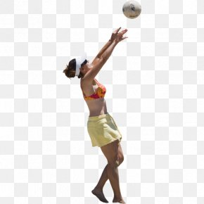 Volleyball - Beach Volleyball Team Sport PNG
