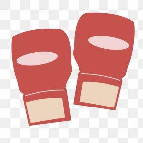 Boxing - Boxing Glove Clip Art Illustration PNG