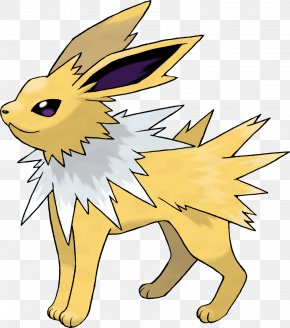 Pokxe9mon Firered And Leafgreen - Pokémon Red And Blue Pokémon FireRed And LeafGreen Jolteon Eevee PNG