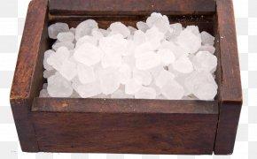 Box Rock Sugar - Rock Candy Sugar Cubes PNG