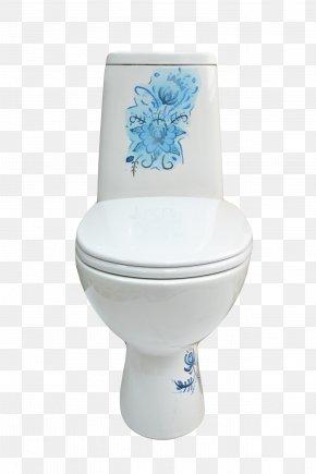 Toilet - Toilet Seat Bidet Bathroom Toilet Paper PNG