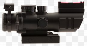 Reflex Arrow - Optical Instrument Optics Telescopic Sight Reticle PNG