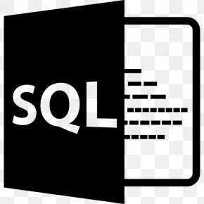 Sql Icon - Zip Document File Format PNG