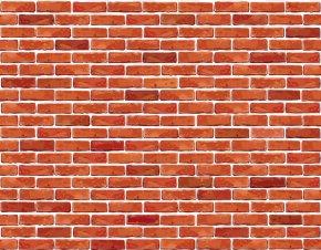 Red Brick Wall - Brick Stone Wall Foundation Clip Art PNG