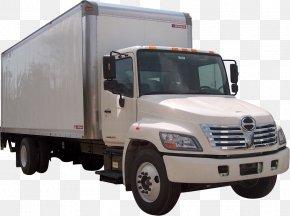Truck - Mover Pickup Truck Relocation Van PNG