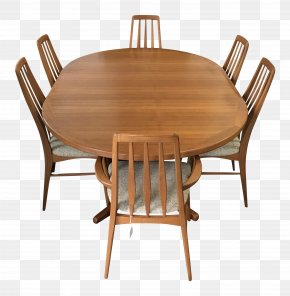 Table - Table Hornslet Chair Dining Room Matbord PNG