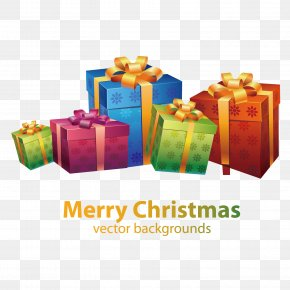 Christmas Gift Box - Christmas Gift Christmas Gift Christmas Decoration PNG