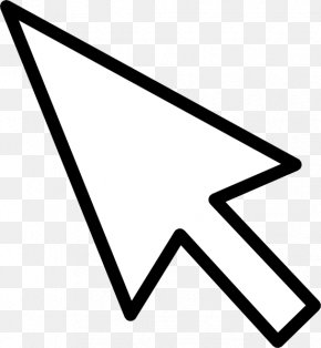 Mouse Cursor - Computer Mouse Pointer Arrow Clip Art PNG