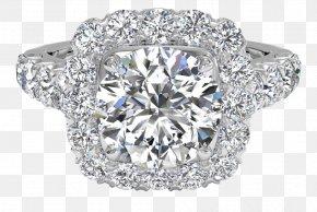 Jewellery - Engagement Ring Jewellery Ritani Diamond PNG