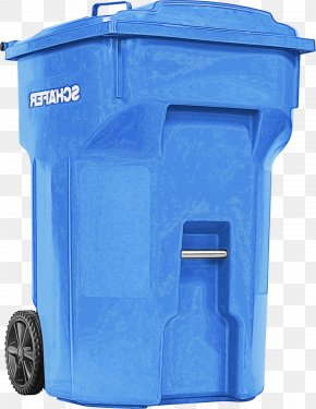 Waste Container Waste Containment - Plastic Waste Containment Waste Container PNG